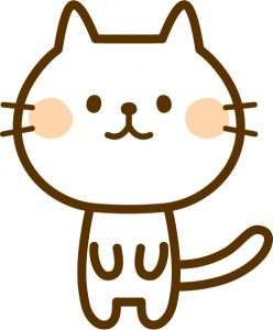 猫 イラスト