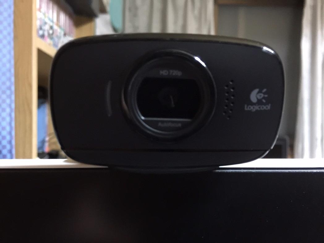 Webカメラ ロジクールHD Webcam C525