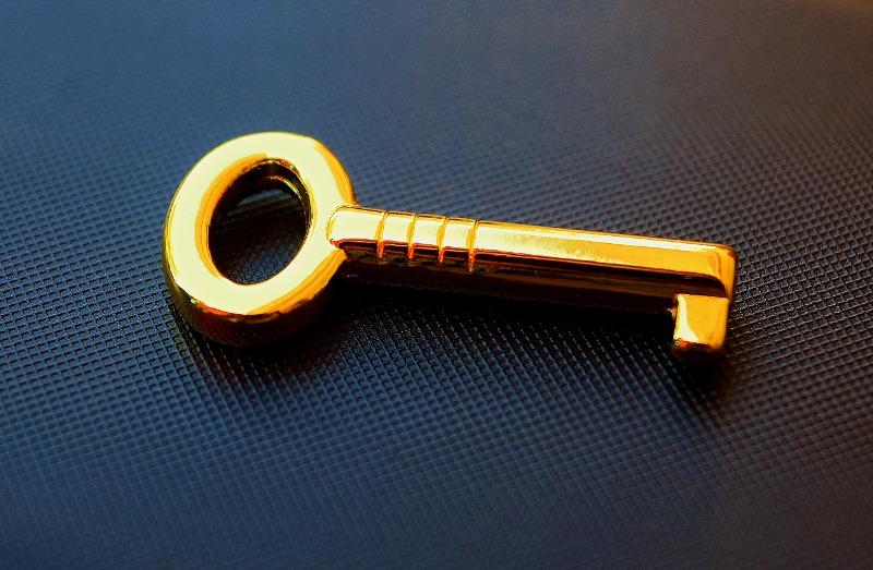 鍵 キーワード